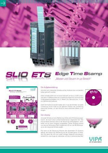 Edge Time Stamp - Vipa.com