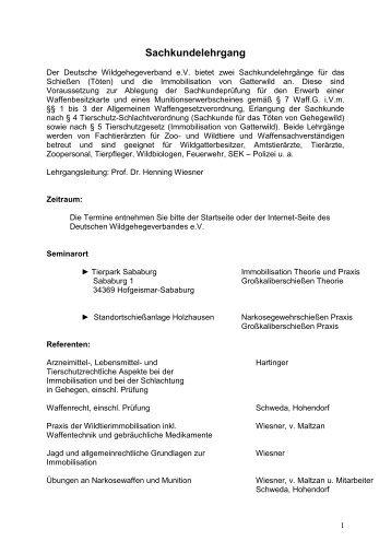 Download Informationen zum angeboten Lehrgang - Deutscher ...