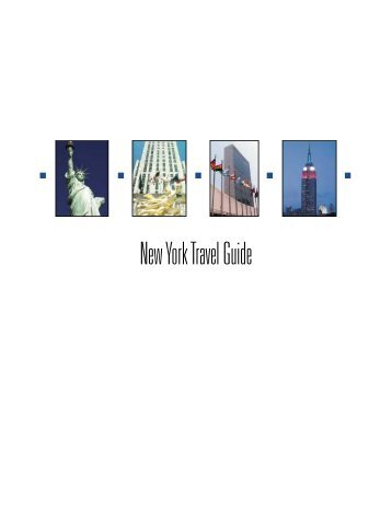 New York Travel Guide - NYC Visitors Center