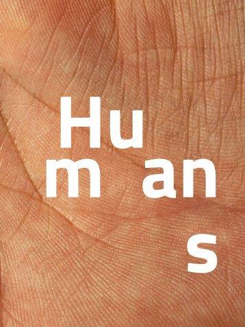 Humans Katalog - marck