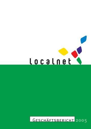 Geschäftsbericht 2005 (pdf) - Localnet AG