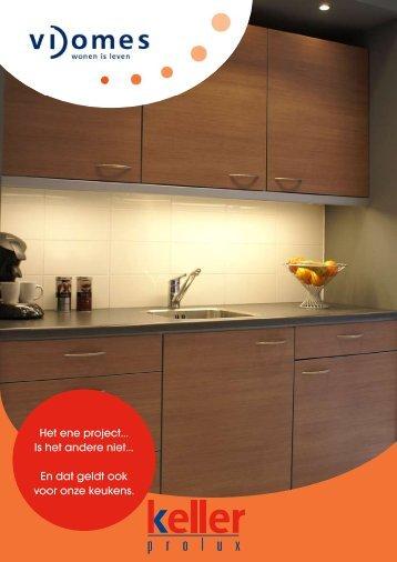 Keller brochure keukens - Vidomes