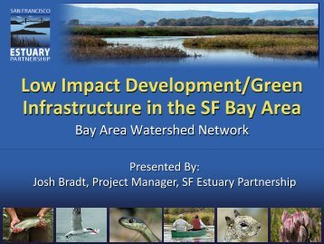 Bay Area Watershed Network SPASS Presentation - San Francisco ...