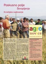Agro novice ok.indd - Cinkarna Celje