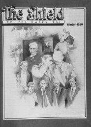 1989-90 Volume 110 No 1-4 - Phikappapsi Archeios