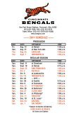 Regular Season - Bengals Home - Page 2