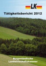 Tätigkeitsbericht 2012 - Landwirtschaftskammer Burgenland