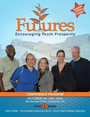 conference program - Ontario Association of Youth Employment ...