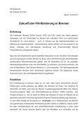 Vorlage 61- Filmförderung in Bremen - Senator für Kultur - Bremen - Page 3