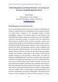Soldier Biographies and Family Chronicles: Uncovering ... - Rosetta - Page 2