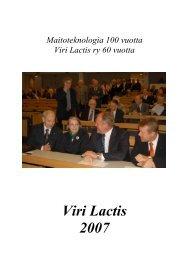 lehti 2007 - Viri Lactis ry