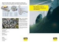Viegas højvandslukkere brochure