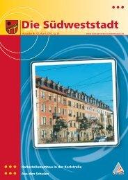 Die Südweststadt Die Südweststadt - KA-News