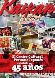 Kaikan Nº 67 - Mayo 2012 - Asociación Peruano Japonesa