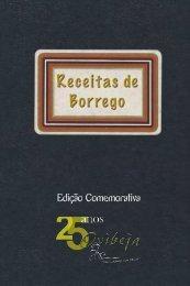 Receitas de Borrego - Ovibeja