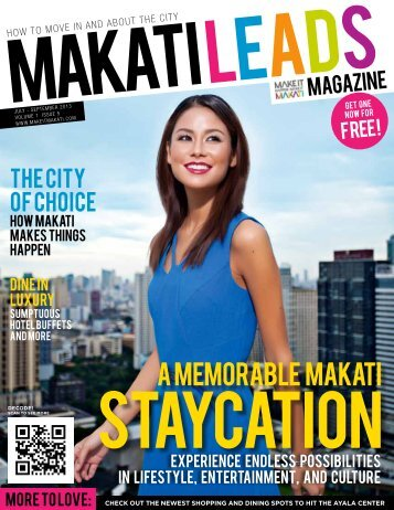 a memorable makati - Make It Makati