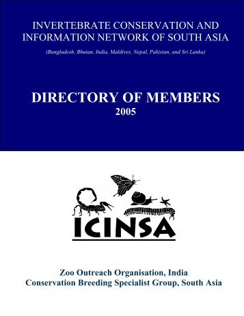 ICINSA Directory II.pdf - Zoo Outreach Organisation