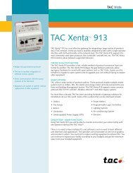 TAC XentaTM 913 - Xref