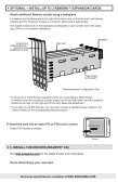 A500 S/T BRI Interface Card installation Manual - VoipAndGo - Page 4