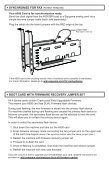 A500 S/T BRI Interface Card installation Manual - VoipAndGo - Page 5