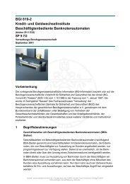 BGI 819-2 Kredit - beim Carl Heymanns Verlag