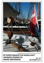 Efterretninger nr. 107, september 2011 - Jensine af Haderslev