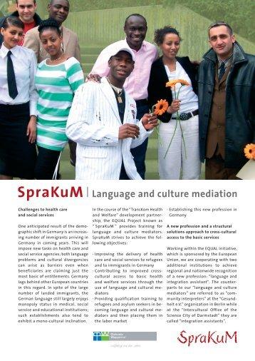 SpraKuM | Language and culture mediation - Transkom