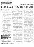 Cristianismo y Revolución Nº 6/7 (Abr. 1968) - CeDInCI - Page 6