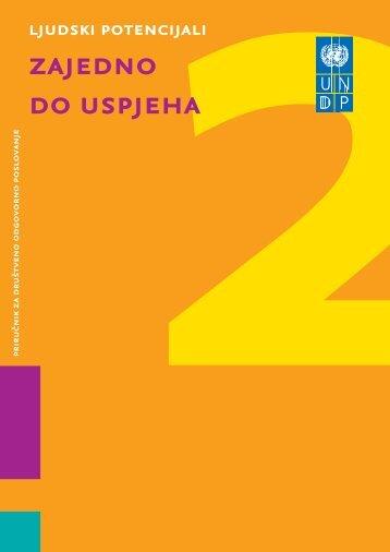 Ljudski potencijali - UNDP Croatia