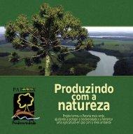 Livro Produzindo com a Natureza - Secretaria do Meio Ambiente e ...