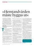 inte parodontit, anser Dowen Birkhed, professor i kariologi i Götebor - Page 2