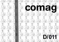 C O M A G - D / 011 - Bernd W. Plake