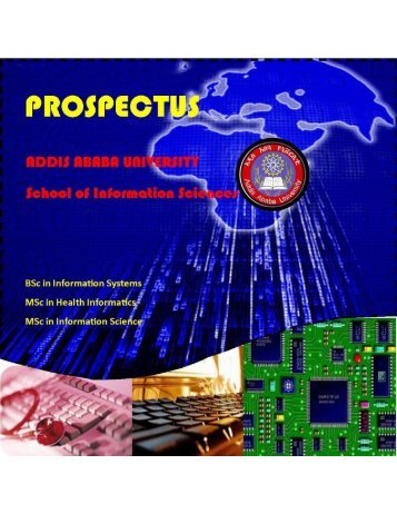 Prospectus - Addis Ababa University