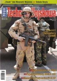 Nowa Technika Wojskowa (LIPIEC 2008) - TELDAT