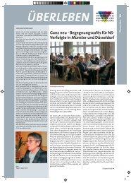 Überleben 14/2010 - Bundesverband Information und Beratung für ...