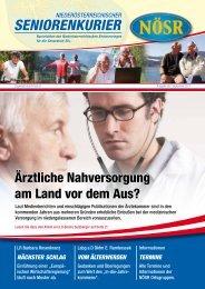PDF öffnen - Der NÖSR