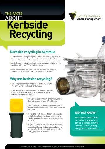 Kerbside recycling in Australia