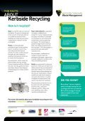 Kerbside recycling in Australia - Page 2