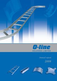 Click here to download the O-Line Annual Report