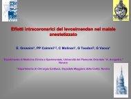 cardioprotection against regional myocardial ... - Cuorediverona.it