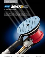 MULTI-AIR SySTEM - Norton Auto Body and Refinishing Products