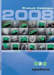 aquatherm product catalaogue (pdf) - Kuysen