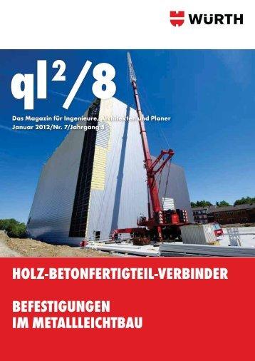 holz-beton-verbundelemente mit dem neuen würth ft