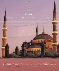 R amazan - Türkiye Seyahat Acentaları Birliği