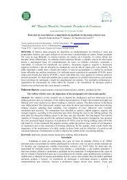 Instruções para elaboração do resumo expandido para a ... - ETCO