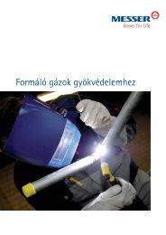 formalo gazok - Messer