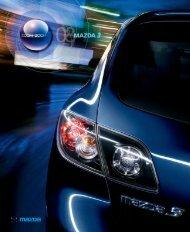 Mazda US 3 2008