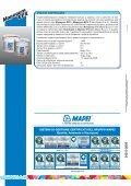Resina epossidica bicomponente per impermeabilizzazioni flessibili ... - Page 4