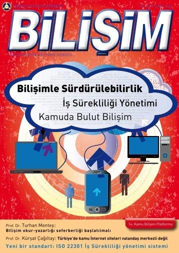14 - Bilişim Dergisi