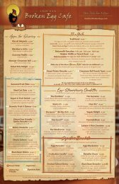 Indianapolis Indiana - Another Broken Egg